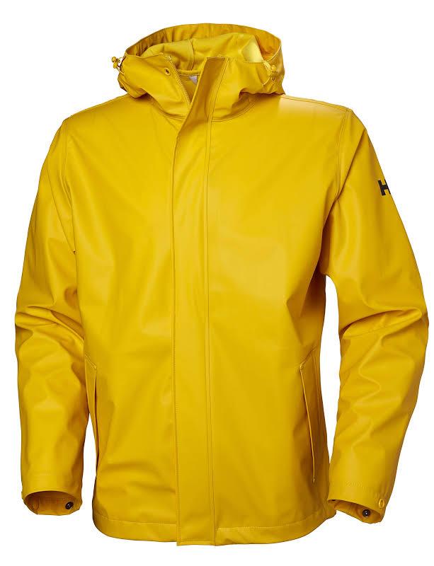 Helly Hansen Moss Jacket 53267 Essential Yellow S