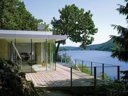 open house design architecture impressive lake house architecture ideas with green