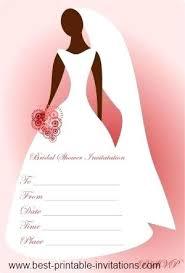 wedding shower bridal shower templates mst3k me