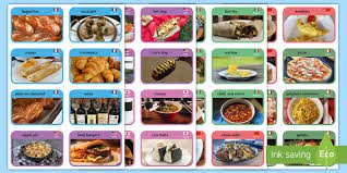 food from around the world cards food around world cards