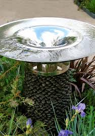Backyard Water Fountain by Best 20 Vortex Fountain Ideas On Pinterest Water Features