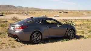 2016 lexus rc f sport price 2016 lexus rcf review and test drive with price horsepower and
