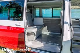 volkswagen california shower 2016 vw california ocean car review return of the kombi