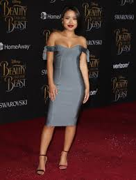 Homeaway Los Angeles by Cierra Ramirez At Beauty And The Beast Premiere In Los Angeles 03