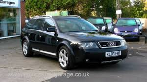 2002 audi a6 2 7 t quattro audi allroad 2 7 t quattro automatic estate for sale