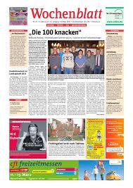Wohnzimmerschrank Franz Isch Calaméo Wochenblatt Oberes Wiesental