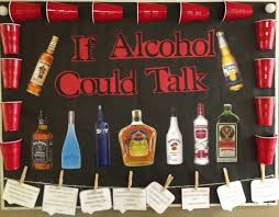 if alcohol could talk res life pinterest alcohol res life