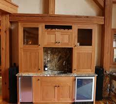 Built In Bar Cabinets Built In Bar Cabinets Custom Home Bar 3 Image Of Ideas Corner