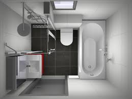 a small bathroom can be also quite functional if you know how to
