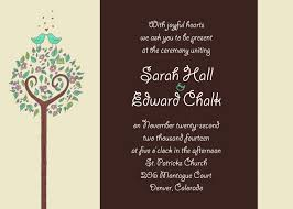 reception invitation wording after private wedding futureclim info