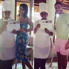 cours de cuisine chef certificat du cours de cuisine décerné par chef nadège oudin une