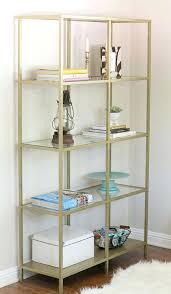 Metal Bookcase With Glass Doors Glass Bookshelf Ikea Billy Bookcase With Glass Doors From Great