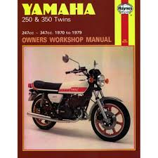 haynes manual yamaha rd250 rd250b rd250dx rd350 yds7 yr5 twins 70