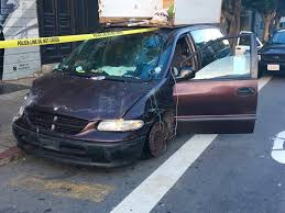 saturday afternoon castro car crash sends neighborhood into frenzy