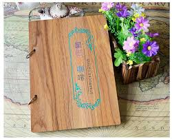 menu covers wholesale 2018 wholesale fashion wooden restaurant menu covers