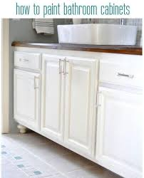 bathroom cabinets painting ideas painting bathroom cabinets based ideas home designs insight