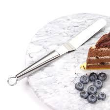 aliexpress com buy premium quality angled icing spatula cake
