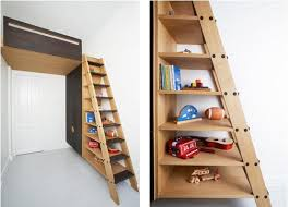 Build Bunk Bed Ladder by Antresola Antresola Pinterest Tiny Houses Tiny Living And