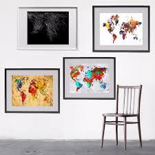 Cheap Framed Wall Art by Popular Frame Wall World Buy Cheap Frame Wall World Lots From