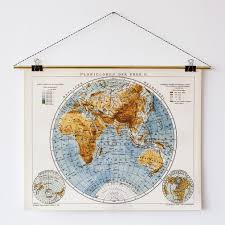 World Globe Map Giclee Print World Globe Map Nice To Have Store