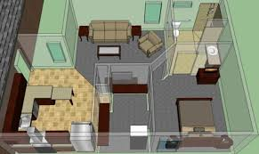 Modular In Law Suite by House Plans With Two Inlaw Suites Great Plan For Alley Access With