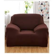 housse de canapé 1 place housse de fauteuil canapé 1 place clic clac extensible pour seule