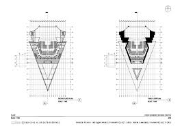 national theatre floor plan preah suramarit national theatre the vann molyvann project