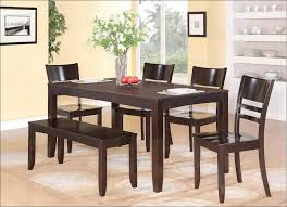 Long Table With Bench Kitchen Dinette Tables Dining Table For 8 People High Top Table