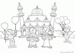 islamic coloring pages coloring pages for toddlers coloring home