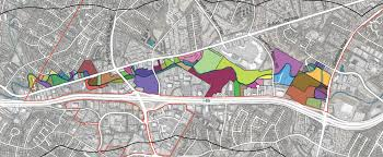 Map Of Atlanta Beltline by Brookhaven May Use Eminent Domain For Greenway Reporter Newspapers
