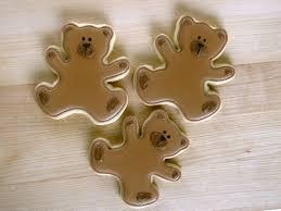 baby shower sugar cookies u2013 teddy bear sugar duchess