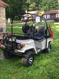 mini me fj40 golf cart build ih8mud forum