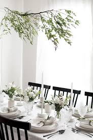 5 tips to set a simple and modern tablescape minimal modern and