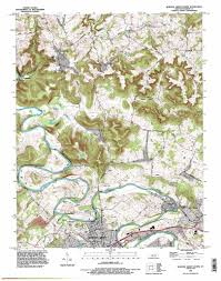 Lexington Ky Map Bowling Green North Topographic Map Ky Usgs Topo Quad 37086a4