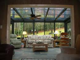 amazing landscape sun room desaign with beautifull furniture and