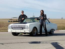 fast n loud f40 profit aaron kaufman s fast n loud ford falcon on forgeline gw3 wheels