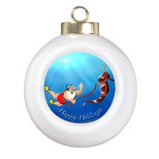 scuba diving ornaments scuba diving buzz