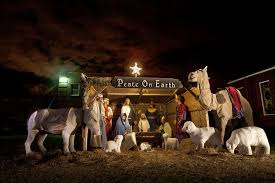 Outdoor Lighted Nativity Sets For Sale Week Of December 24 2012 The Activity Of Nativity Hamptonroads