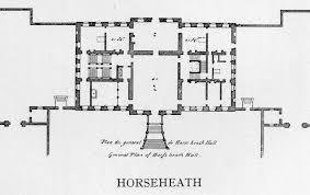 Symmetrical Floor Plans by Manydown Park Of Harris Bigg Wither If Jane Austen Accepted The