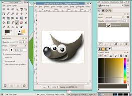 gimp design free vector graphics