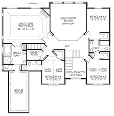 big kitchen floor plans homely idea 15 house plans with big great rooms kitchen room