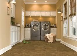 Vinyl Flooring Basement Vinyl Flooring For Laundry Room Benefits Pros And Cons