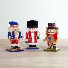 kokeshi nutcrackers set of 3 from world market holidays