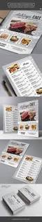 62 best food menu templates images on pinterest food menu