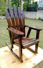 Wood Rocking Chair Wooden Rocking Chair Plans