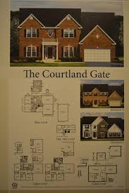 Rome Ryan Homes Floor Plan Ryan Homes Subdivisions In Stafford County Northern Virginia