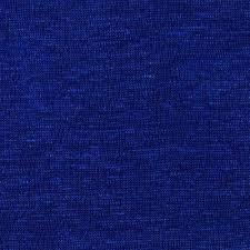 telio linen jersey knit royal discount designer fabric