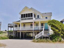 Nags Head Beach House Rental by Peterson Stan White Realty U0026 Construction