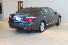 lexus ls 460 tires size 2007 lexus ls 460 l stock 5nc050691d for sale near vienna va