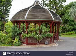 the royal botanic gardens melbourne australia stock photo